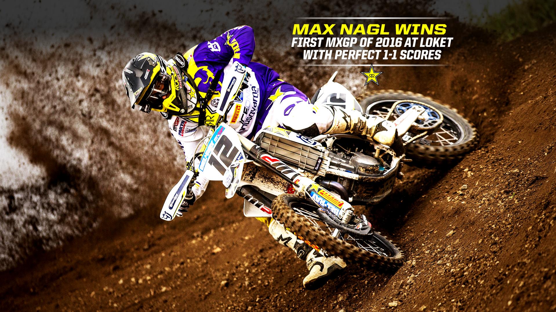 Max Nagl Wins