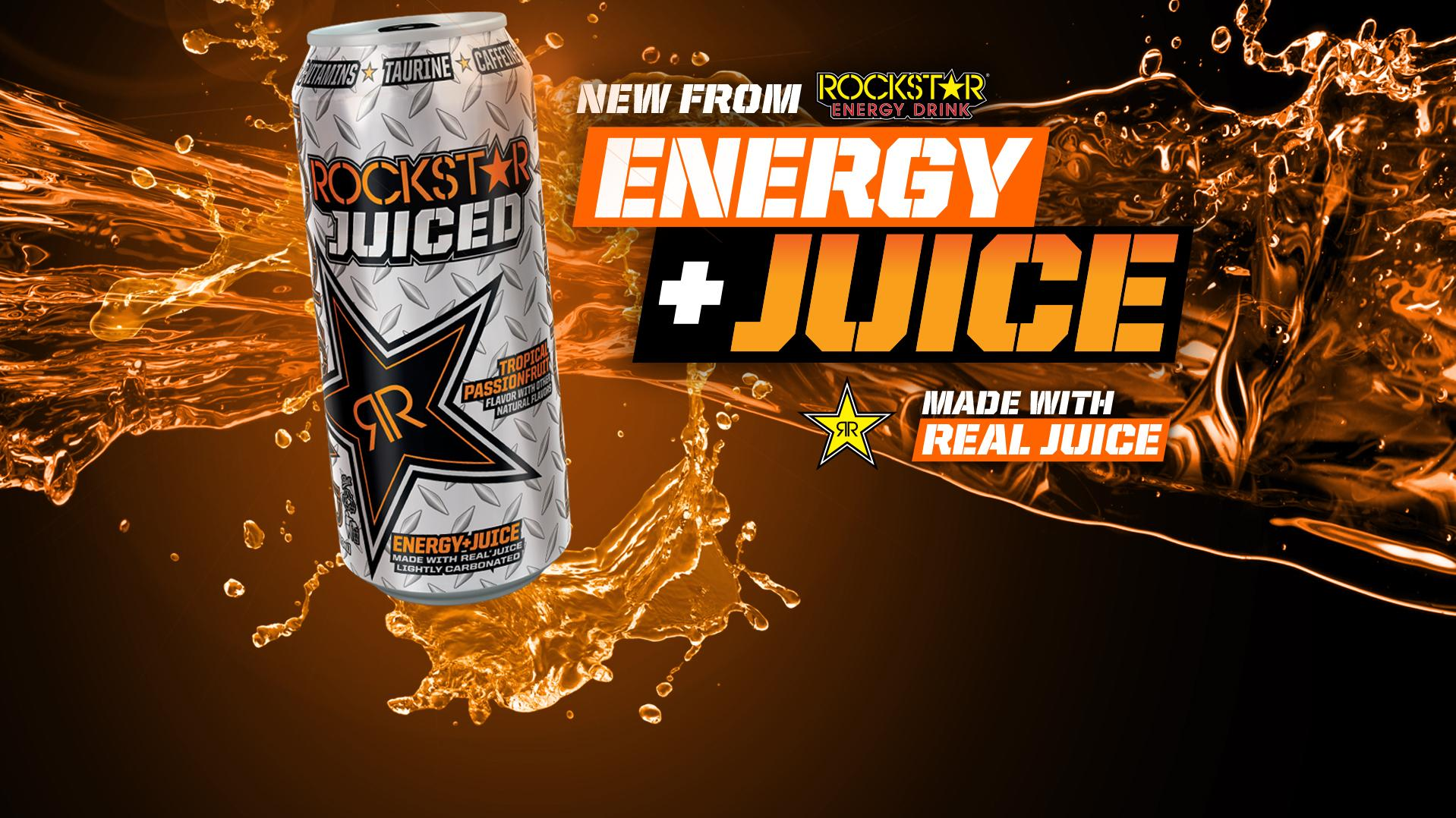 Rockstar Energy Homepa...