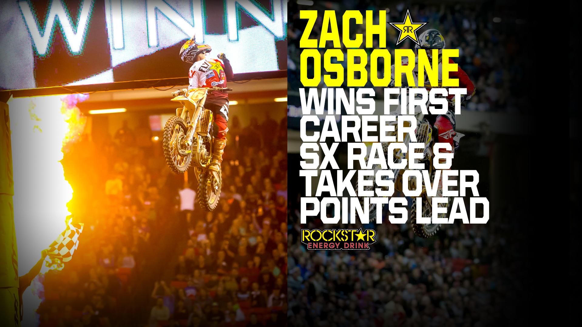 Zach Osborne Wins