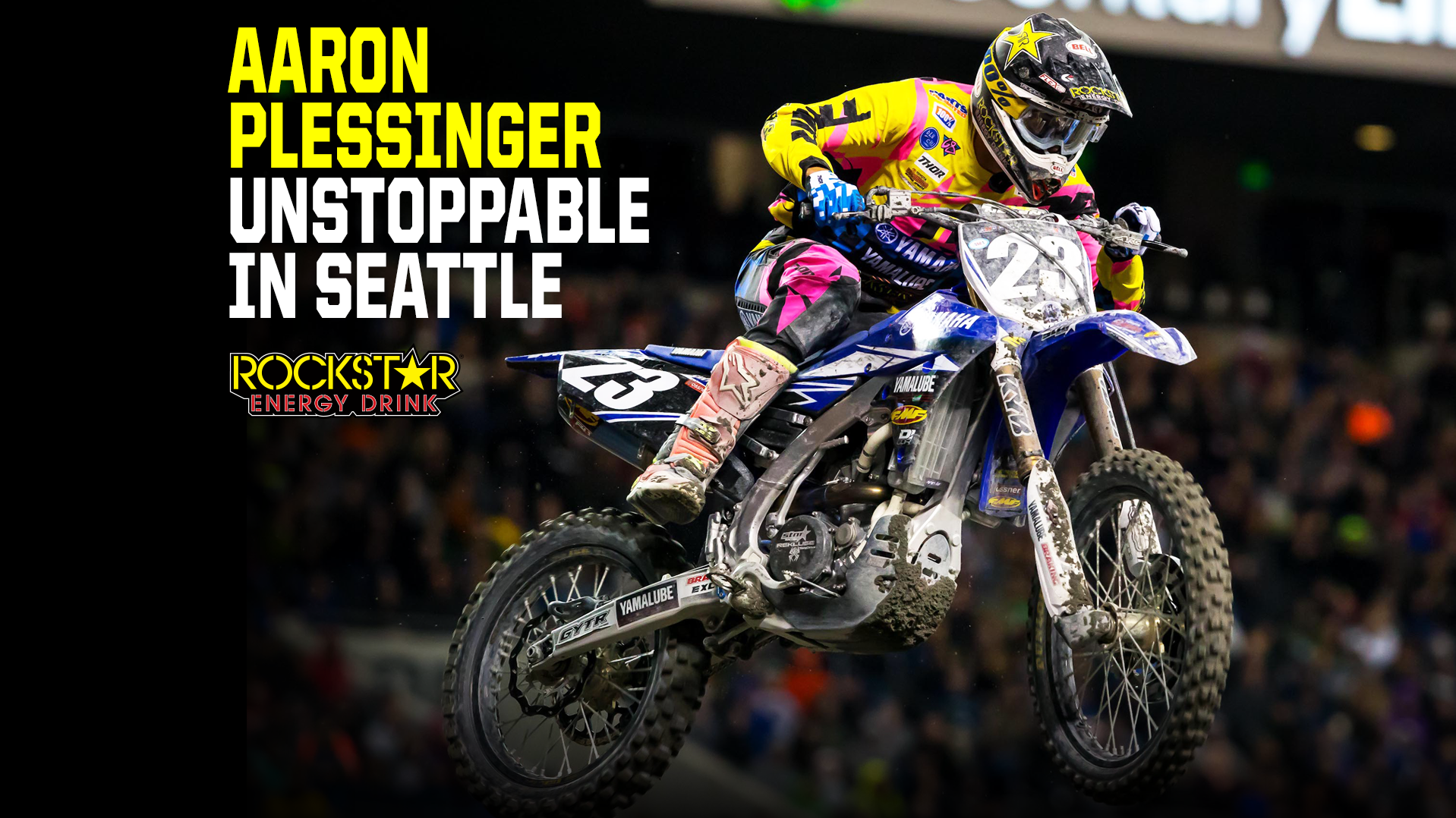 Aaron Plessinger Unstoppable in Seattle