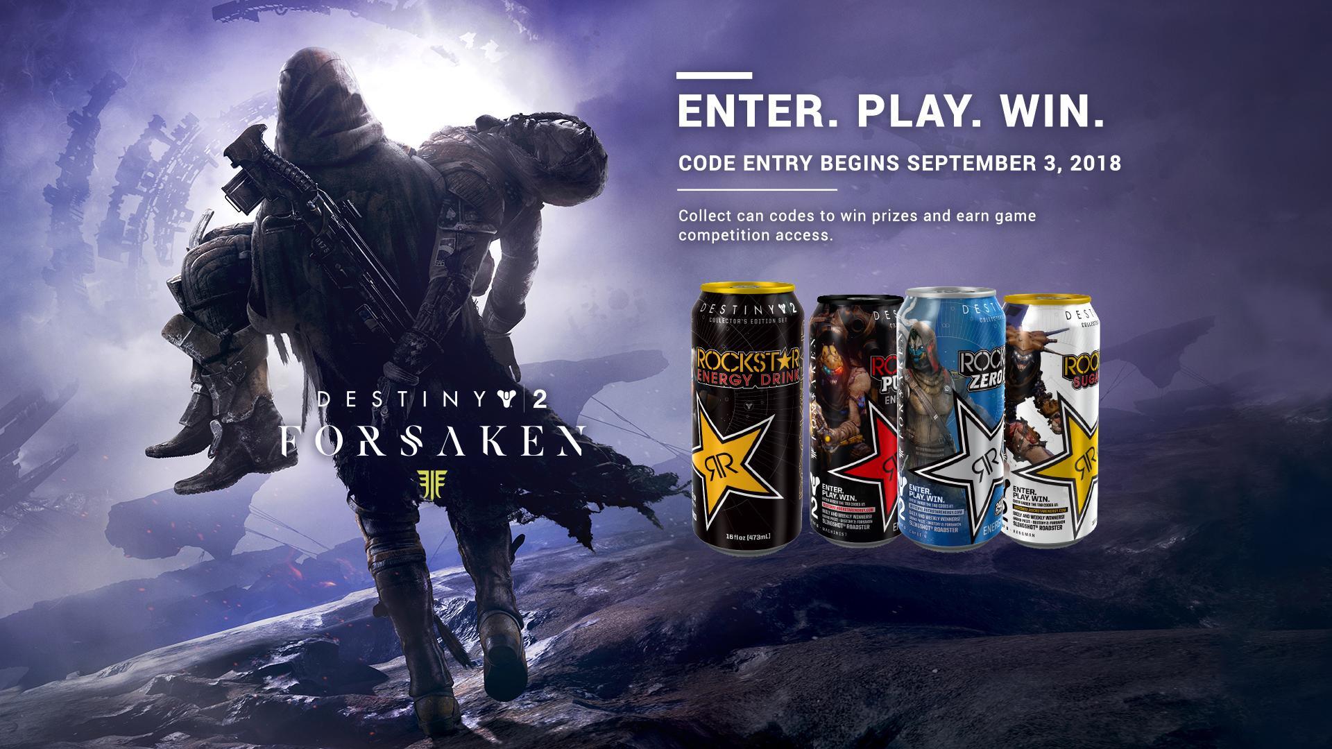 Coming Soon: Destiny 2 Forsaken