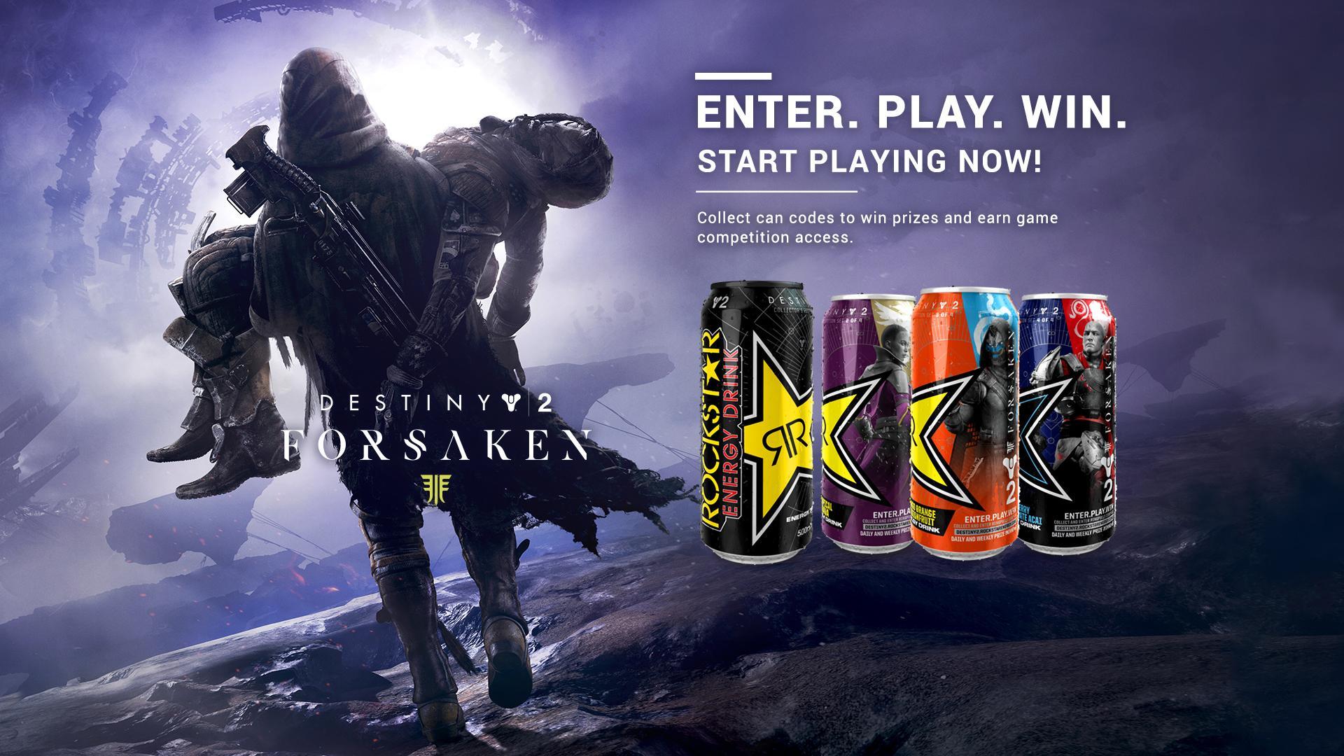 Start Playing Now: Destiny 2 Forsaken
