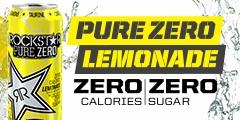 Pure Zero Lemonade