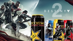 Destiny 2 Limited Edition Cans