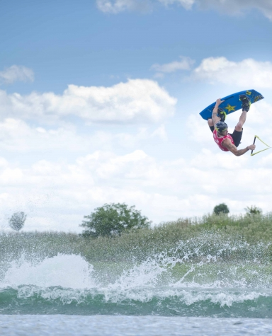 how to make a better wake for wakeboarding