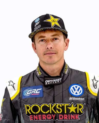 Tanner Foust Rally Rockstar Energy Drink