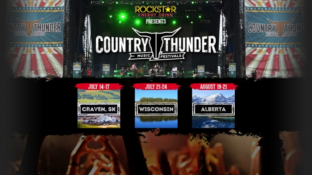 Country Thunder - 2016