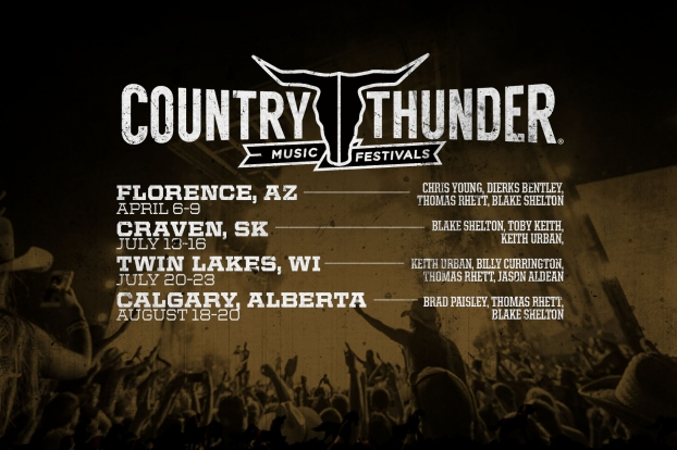 2017 Country Thunder