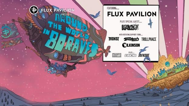 Flux Pavilion Presents