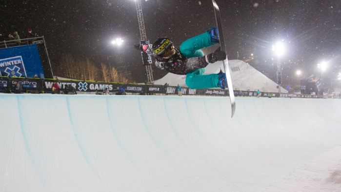 X Games Tignes 2013 Invited Athletes
