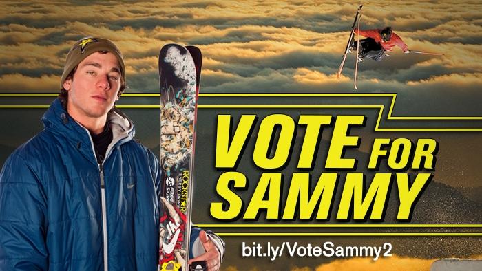 Sammy Carlson Makes It To X Games Real Ski Backcountry Round 2