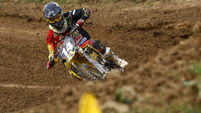Sevlievo GP of Bulgaria Race Report - Rockstar Energy Suzuki Europe MX2