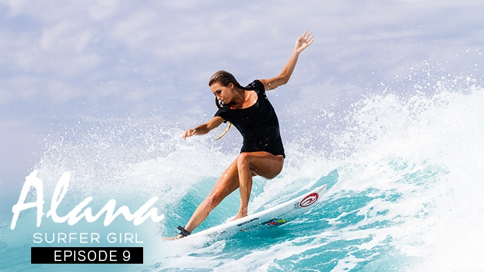 """Surfer Girl"" Episode 9"