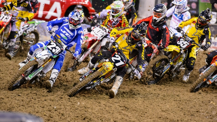 Seattle Supercross Race Report - Rockstar Energy Racing