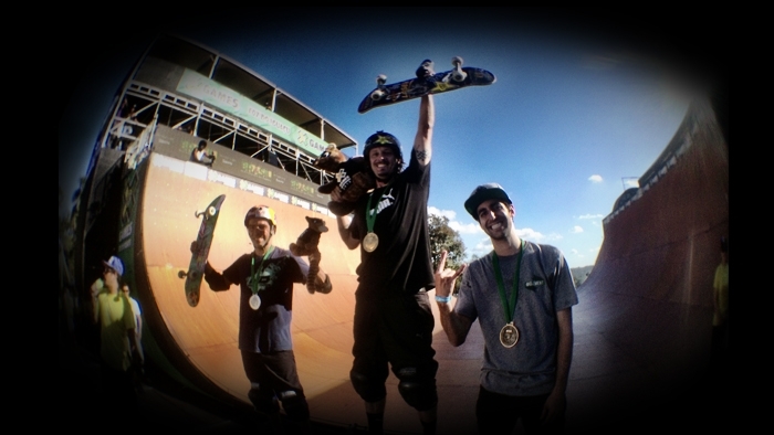 Bucky Lasek wins Gold!