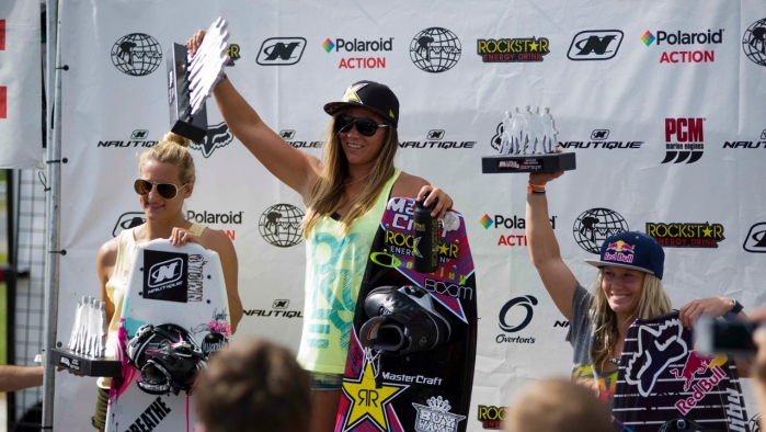  Nicola Butler Claims Pro Womens Title | Harley Clifford Wins Nautique Wake Games 