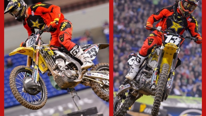 Minneapolis Supercross Race Report - Rockstar Energy Racing