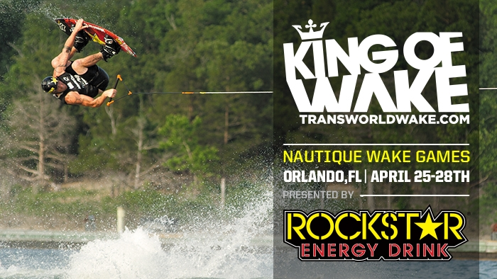Day Two of Nautique Wake Games Sees Strong Performances by Riders of all Ages