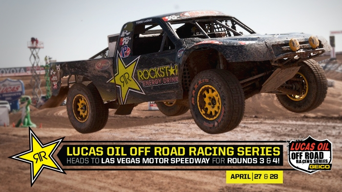 LOORRS HITS LAS VEGAS FOR ROUNDS 3 &amp; 4 