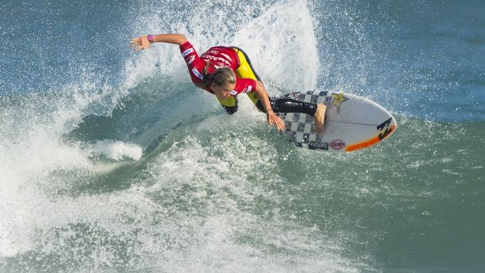 Courtney Conlogue Wins TSB Bank NZ Surf Festival