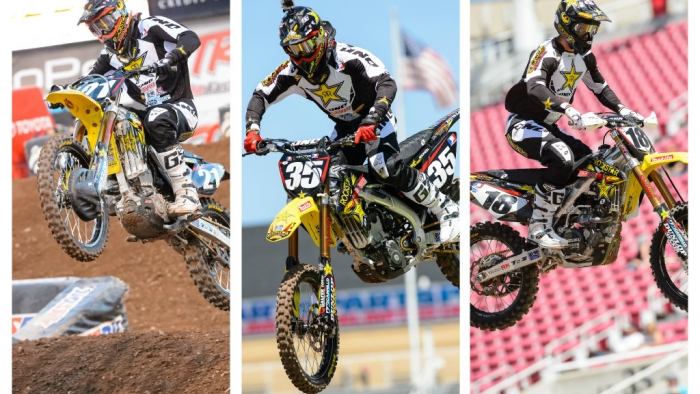 Salt Lake City Supercross Race Report - Rockstar Energy Racing
