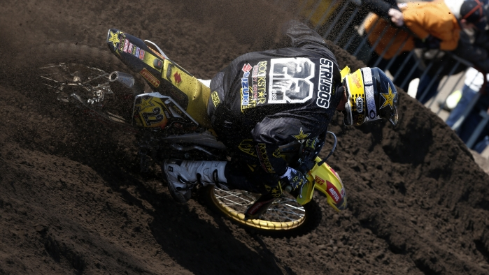 Valkenswaard GP of The Netherlands Race Report - Rockstar Energy Suzuki World MX1