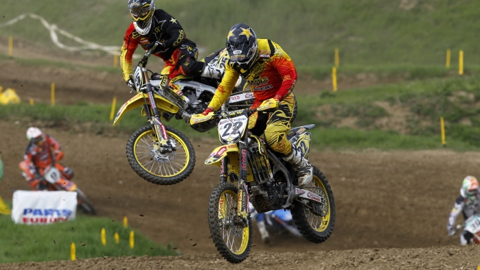 Sevlievo GP of Bulgaria Race Report - Rockstar Energy Suzuki World MX1
