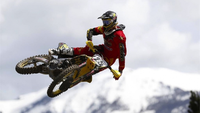Grand Prix of Trentino Race Report - Rockstar Energy Suzuki World MX1