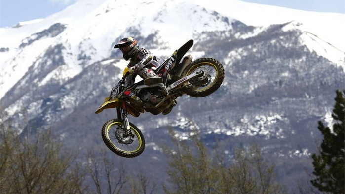 Grand Prix of Trentino Race Report - Rockstar Energy Suzuki Europe MX2, EMX-125 and 85cc