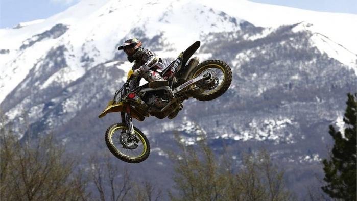 Grand Prix of Trentino Race Report - Rockstar Energy Suzuki Europe MX2, EMX-125 and 85cc