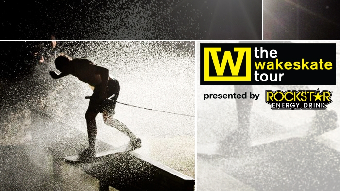 The Wakeskate Tour - Premiere Episode April 25