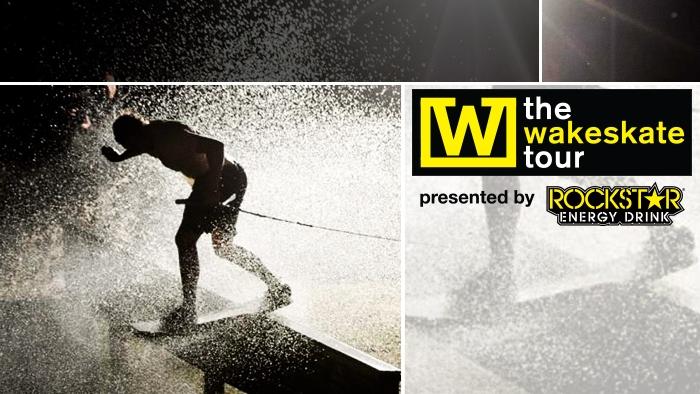 The Wakeskate Tour - Premiere Episode April 25