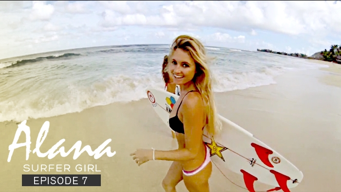 Alana: Surfer Girl Episode 207