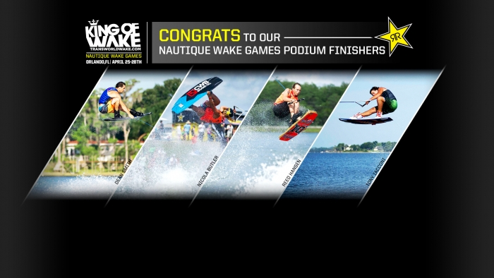 Nautique Wake Games Presented by Rockstar