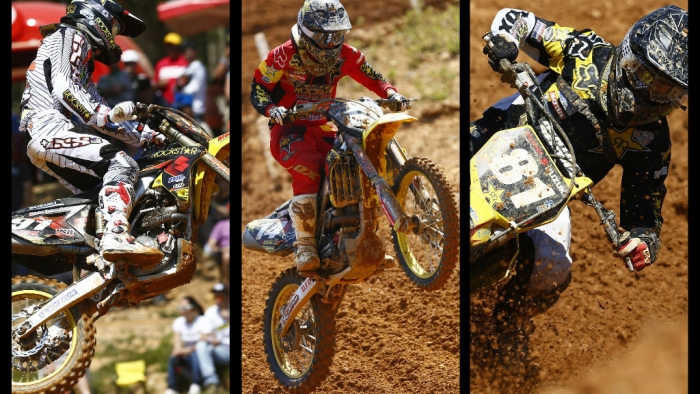 Agueda GP of Portugal Race Report - Rockstar Energy Suzuki Europe