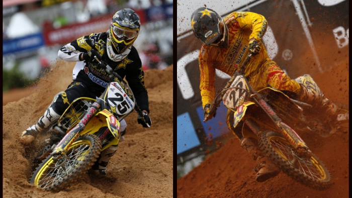 Beto Carrero GP of Brazil Race Report - Rockstar Energy Suzuki World MX1