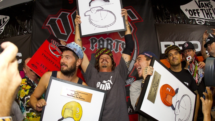 Bucky Lasek Wins 2013 Pro-Tec Pool Party
