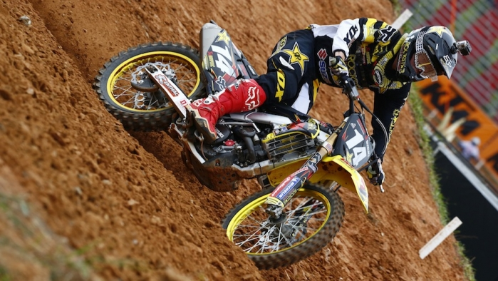 Beto Carrero GP of Brazil Race Report - Rockstar Energy Suzuki Europe MX2