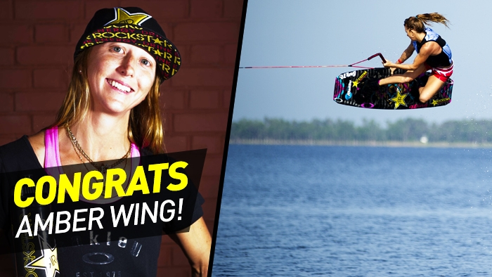Amber Wing Wins Women's Pro in Acworth!