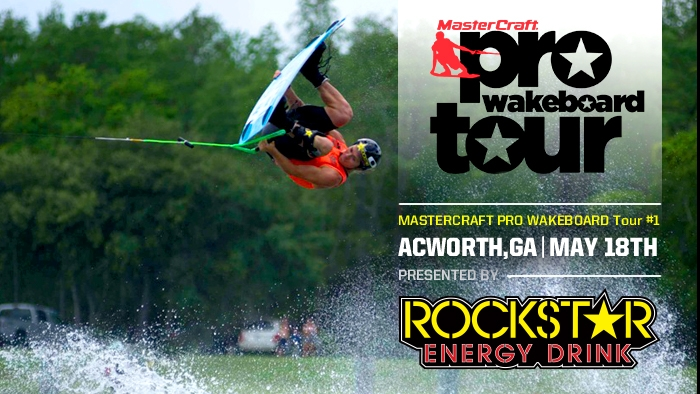 Phil Soven Wins MasterCraft Pro Wakeboard Tour in Acworth | Amber Wing Wins Women's Pro