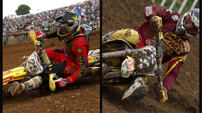 Ernee GP of France Race Report - Rockstar Energy Suzuki World MX1