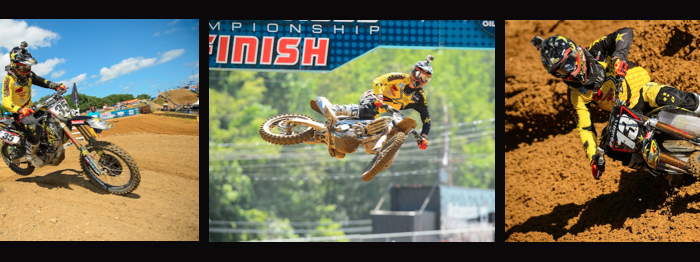 Budds Creek Motocross National Race Report - Rockstar Energy Racing