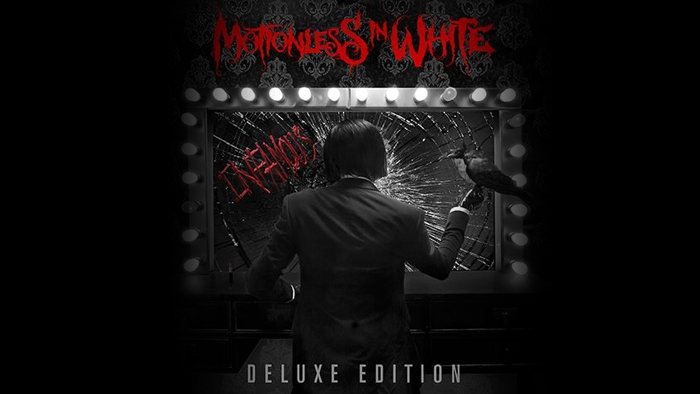 Behind The Scenes with Motionless In White