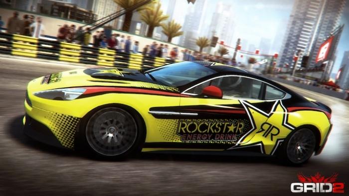 ROCKSTAR ENERGY RACE CHALLENGE