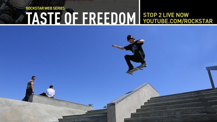 TASTE OF FREEDOM TOUR STOP 2
