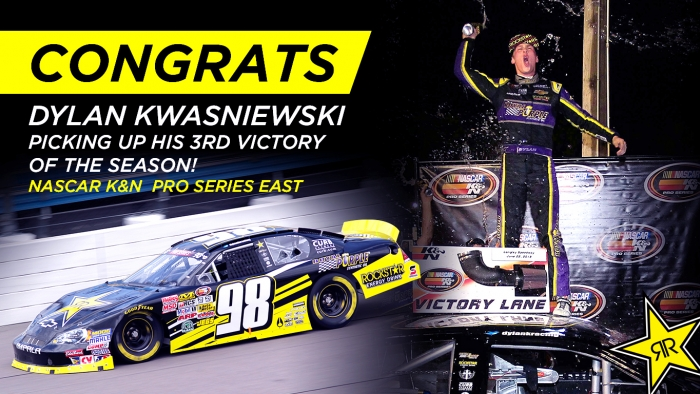 Kwasniewski captures 2nd Win in a Row, 3rd in 2013