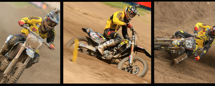 Southwick Motocross National Race Report - Rockstar Energy Racing