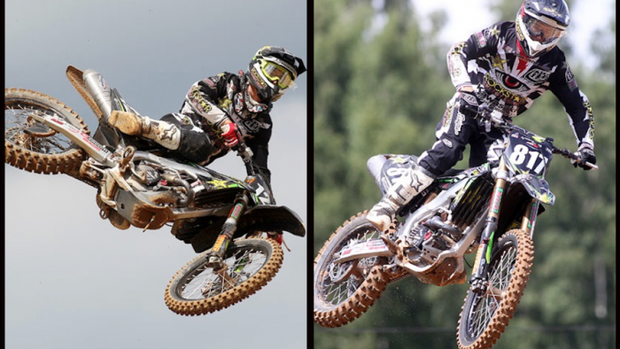 Kegums GP of Latvia Race Report - Rockstar BUD Racing Kawasaki