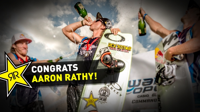 Aaron Rathy Crowned Champion at Wake Open