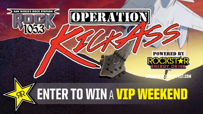 ROCKSTAR & G&M FOOD MART KICK ASS UPROAR 2- DAY MUSIC FESTIVAL SWEEPSTAKES OFFICIAL RULES